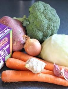 IMG_0981 groente curry kool zoete aard
