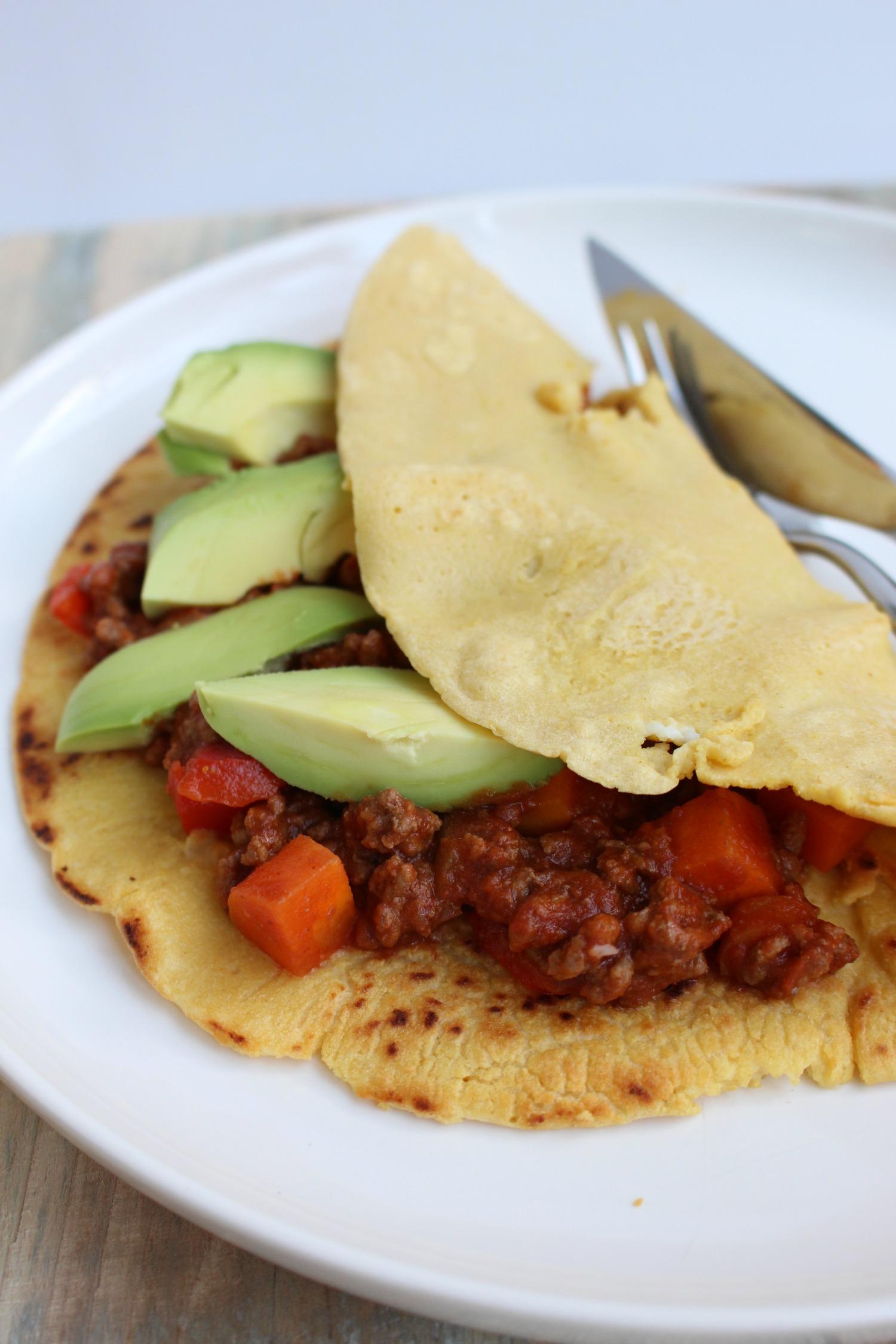 mexicaans tortilla