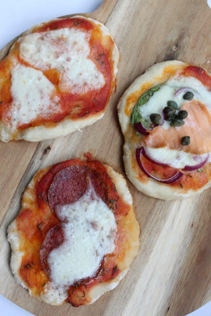 pizzatjes