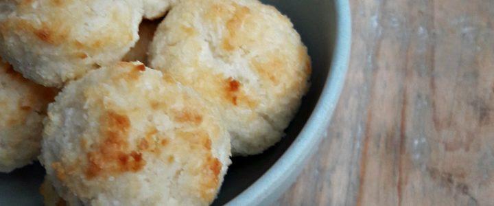 Gezond snoepen – kokosballetjes