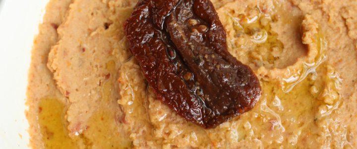 Gezond (vegetarisch) je brood beleggen – met hummus