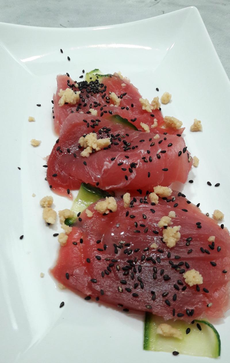 tonijncarpaccio
