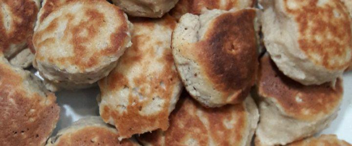 Poffertjes van amandelmeel – glutenvrij