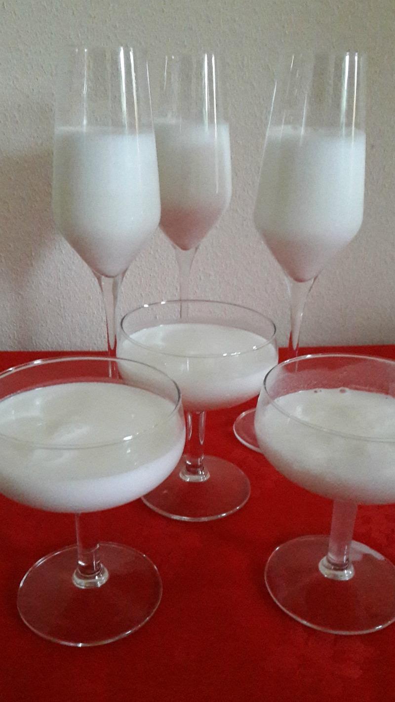 Scroppino - met en zonder alcohol