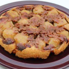 Tarte tatin – omgekeerde appeltaart