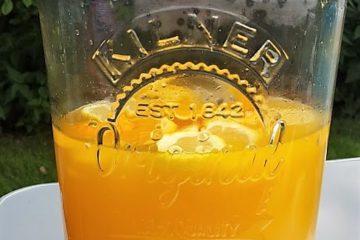 recept voor zelf gemaakt limonade