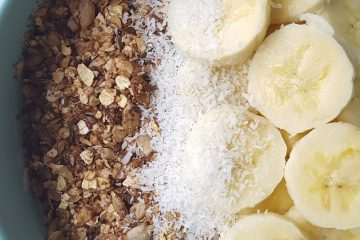 recept voor granola uit de oven met cacao