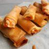 recept voor paprika feta rolletjes