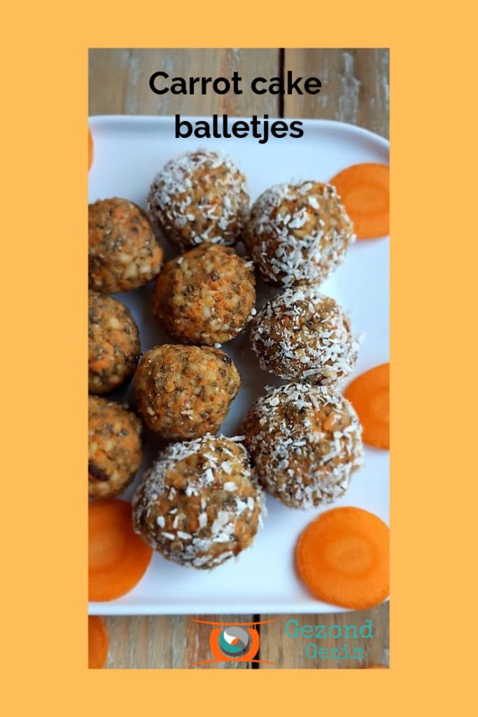 carrot cake balletjes
