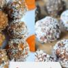 gezonde balletjes van noten en zaden voor tussendoor
