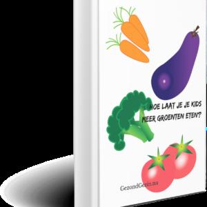 ebook je kinderen meer groenten te laten eten