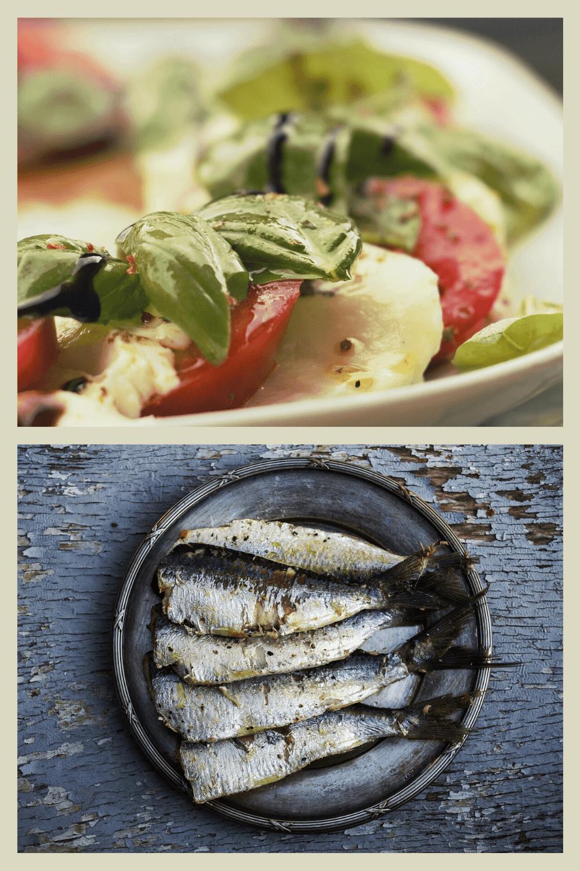 Het mediterraan dieet