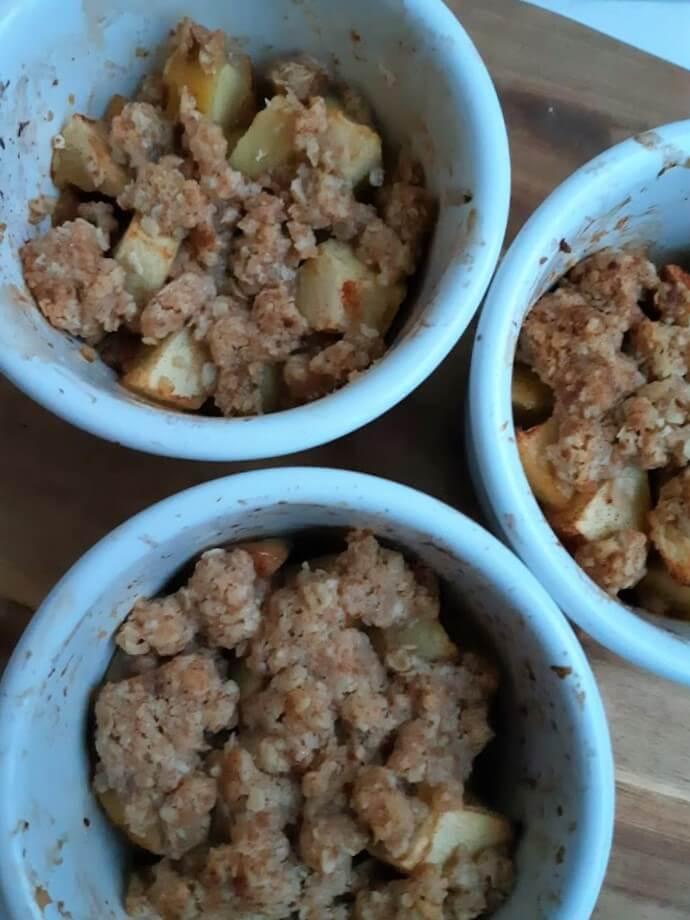 appelcrumble-uit-de-oven