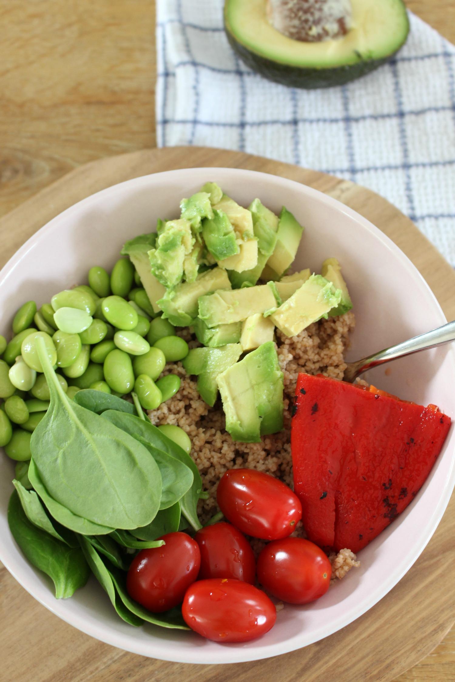 Inspiratie voor 7x een salade – lunch of maaltijd