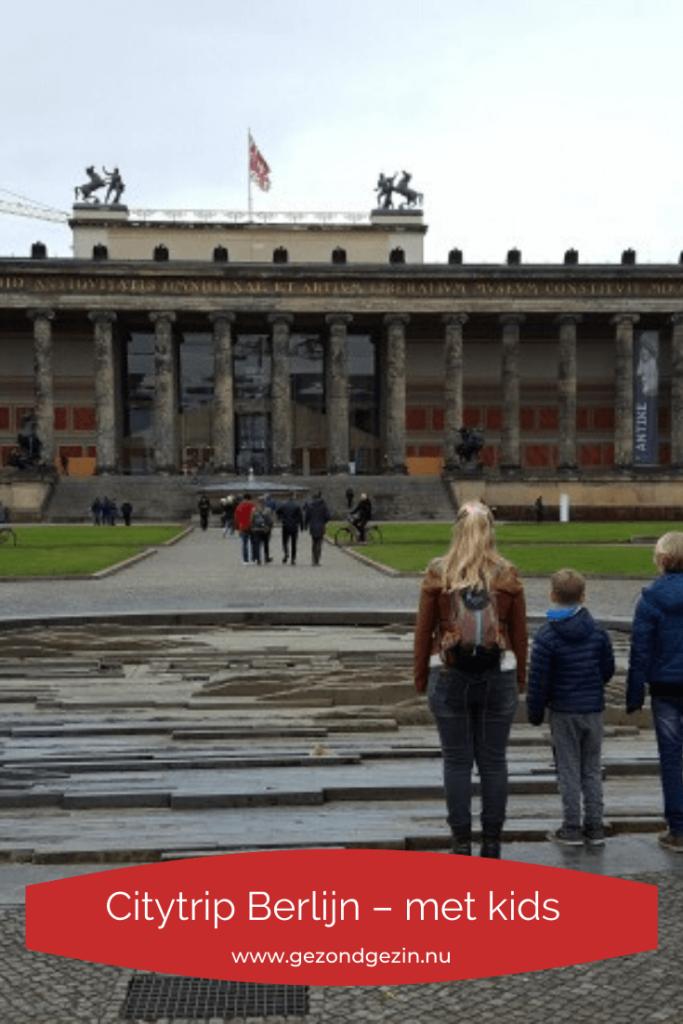 Citytrip Berlijn – met kids