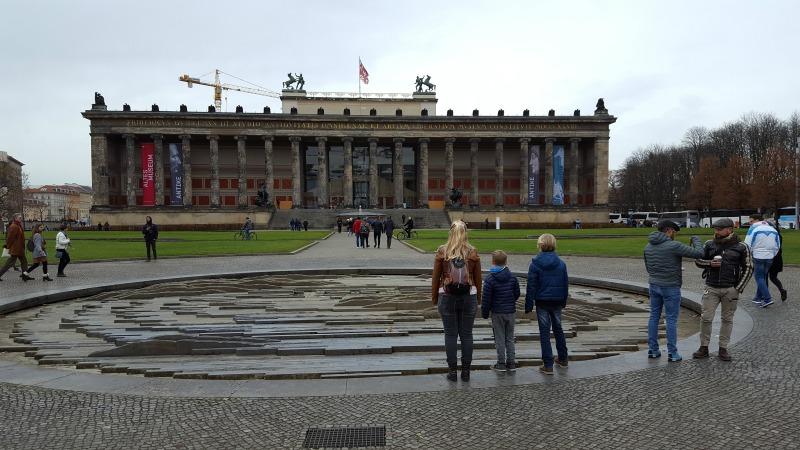 Citytrip naar Berlijn voor het altes museum