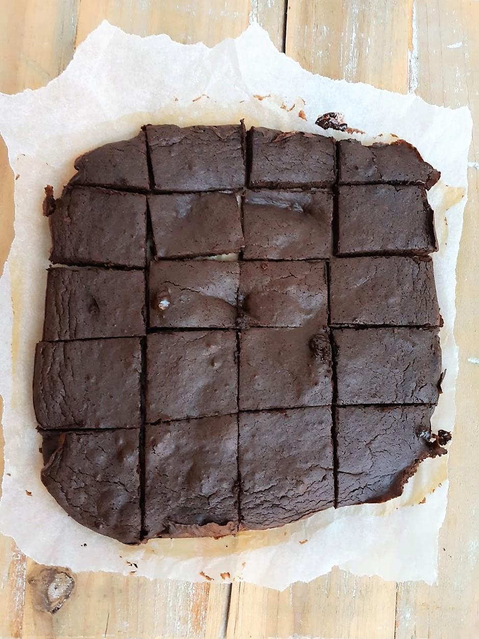 Bonen brownies – zonder meel of bloem