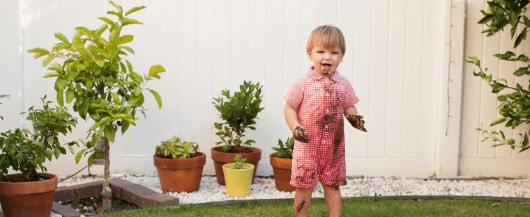 Geef de darmflora van je kind een boost